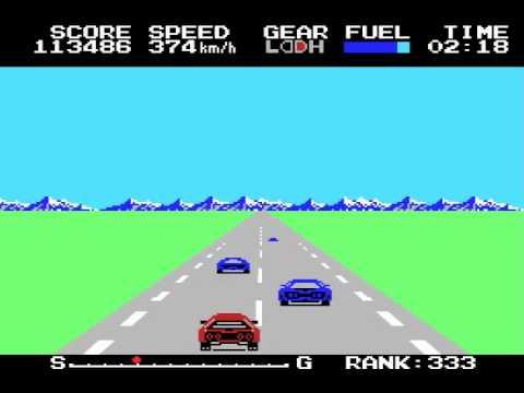 MSX Longplay 014 Hyper Rally