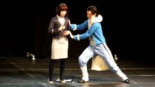 Genki 2015 - Group 08 - Legend of korra - Zhu Li Moon & Iknik Blackstone Varrick