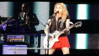 Madonna-Dress you up (live Sticky & Sweet tour round 2)