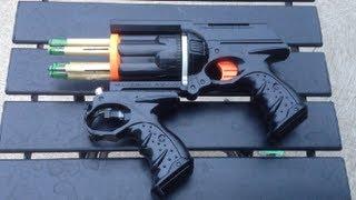 Rocket Launcher Revolver!