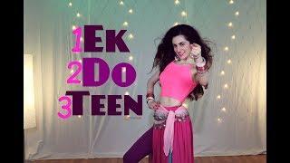 Dance on: Ek Do Teen