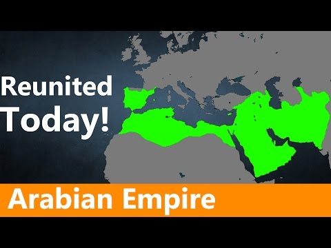 Xxx Mp4 What If The Arabian Empire Reunited Today 3gp Sex