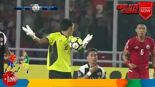 Highlights Persija Jakarta vs Home United Leg 2