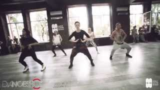 Beyonce feat Kanye West - Ego choreograohy by Oleg