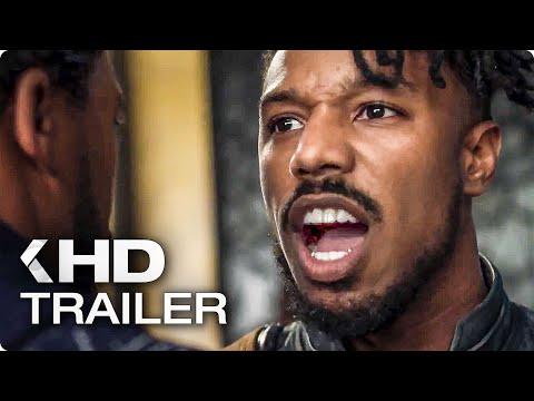 Xxx Mp4 BLACK PANTHER International Trailer 2018 3gp Sex