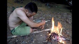 Primitive Technology: Fire Plow