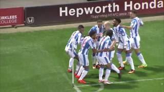 HIGHLIGHTS: Huddersfield Town 2-1 Rotherham United