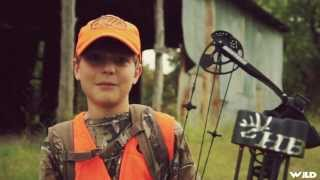 Bowhunting White-tailed Deer with Youth