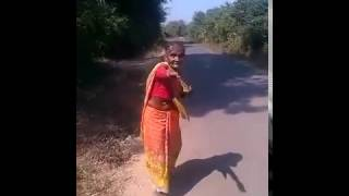 Aunty 😡Speaking Bad Words 😂😂 | Awesome Comedy Funny 😂Videos | Gujju People Rocks✔