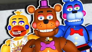 FNAF 6 MAP UPDATED! BRAND NEW FNAF 6 MAP IN GMOD! Five Nights at Freddy's 6 Garry's Mod