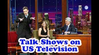 10 Longest Running Talk Shows on US Television | Amazing Top 10
