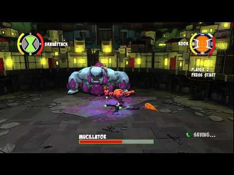 02 10 Future Mal Formed Boss Battle Ben 10 Omniverse