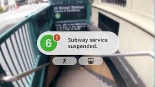Google Project Glass: Official Concept Walkthrough Video,
