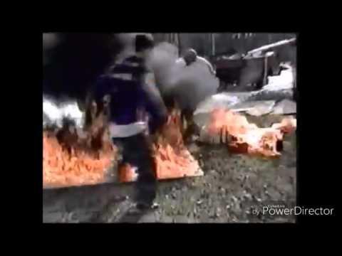 Backyard wrestling fails 2
