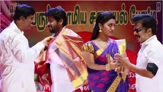 Saravanan Meenakshi Serial - 04/08/2017 - Episode 1495 - YDay View