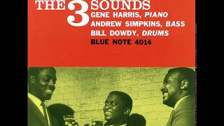 The Three Sounds ‎/ Bottoms Up! (Analogue Productions SACD) 1959/2010