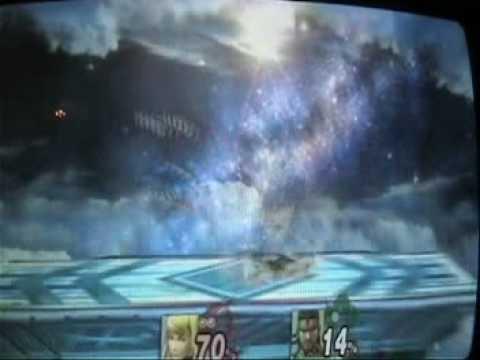 SSBB #8 Loacl-Match: Kirby-Kun VS BamBino
