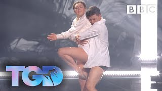 Harry and Eleiyah stunning again with audition reprise perfection - The Greatest Dancer Final | LIVE