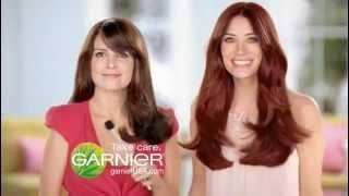Tina Fey - Garnier Fructis Commercial #2 HD NEW!!