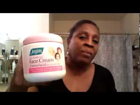 JERGENS  FACE CREAM is used for WHAT??? Thursday Tip (TT)