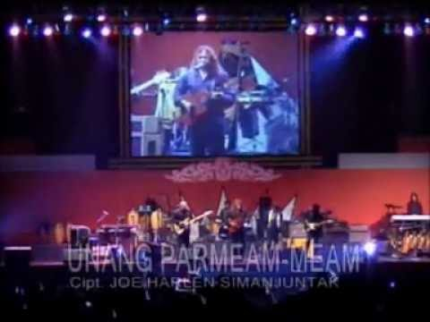 AMIGOS - UNANG PARMEAM-MEAM Live Concert