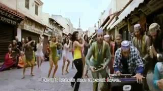 Tose Pyaar Karte Hai (Eng Sub) [Full Video Song] (HD) With Lyrics - Wanted