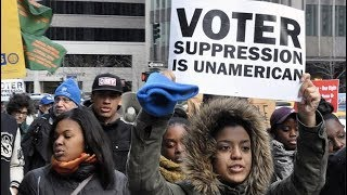 Stealing Elections via Voter Suppression: Supreme Court OK