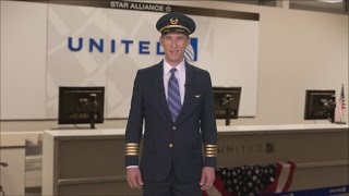 United Airlines' Intense New Commercial