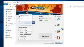 8 ball pool hack in computer in easy