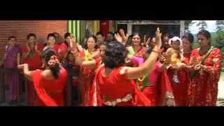 New Nepali Teej Song(2071/2014) | Madaluko talaima by Sarmila Gurung