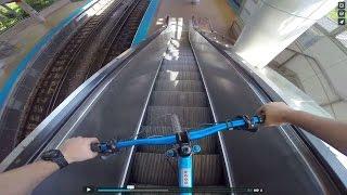 Chicago - Mountain Bike Commute