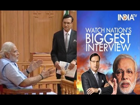 Xxx Mp4 Narendra Modi In Aap Ki Adalat 2014 Full Episode India TV 3gp Sex