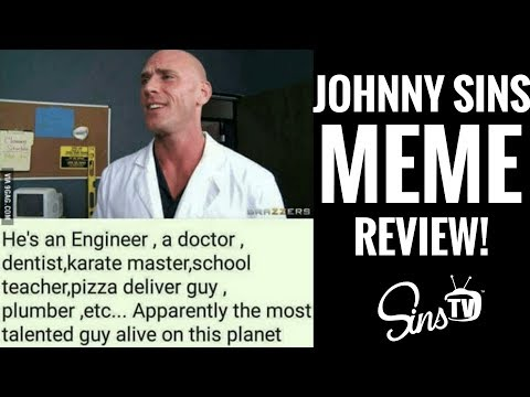 Xxx Mp4 Meme Review Johnny Sins Vlog 61 SinsTV 3gp Sex