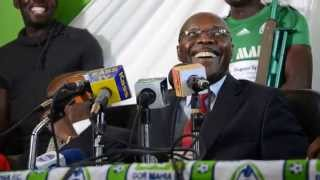 Gor Chairman on Kely's visit..