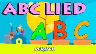 ABC Lied   German Kids Songs
