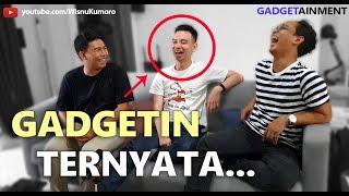 Gadget Reviewer Indonesia PALING KAYA? (with Gadgetin) #Gadgetainment