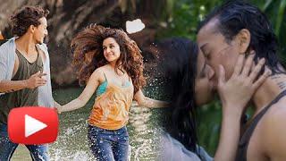 SAB TERA Video Song Out | BAAGHI | Tiger Shroff, Shraddha Kapoor Hot Kiss
