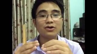 [Học sáo] - CÁCH CẢM ÂM MỘT BÀI HÁT - Bài giảng của Nghệ sĩ Bùi Công Thơm
