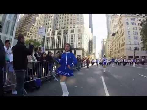 4 BANDAS DE PAZ FORMAN LA INTEGRACION EN NEW YORK 2015