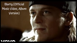 Puddle Of Mudd - Blurry [Official Video]