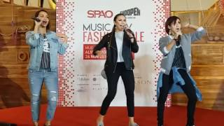 De Fam Supergirls (SPAO Musically Fasionable IOI City Mall Putrajaya)
