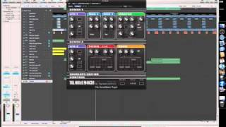 How To Make A Nasty Electro Bassline Synth Patch