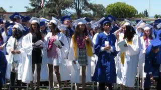 Irvington High School - Graduation - 6-16-17