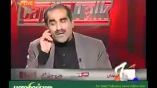 Saad Rafique Answer to PTI Inqalabiis.flv