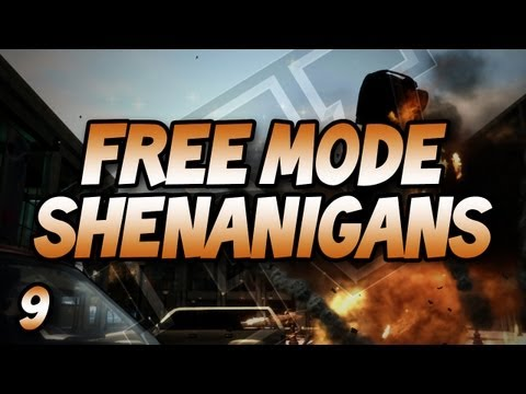 GTA IV Free Mode Shenanigans w Gassy Nanners Diction & Chilled 9