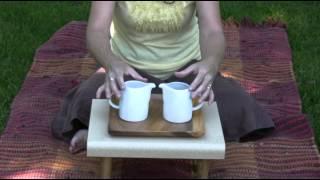 Montessori Practical Life Lesson - Dry Pouring I
