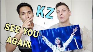 KZ TANDINGAN 'SEE YOU AGAIN' EP 10 SINGER 2018   REACTION