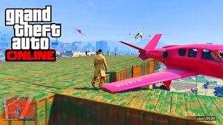 FLYERS VS RPG GUNS GTA 5 ONLINE