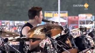The Script live at Pinkpop 2013: Nothing