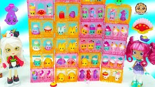World Vacation Asia Season 8 Full Box Surprise Blind Bags of Mystery Shopkins Toys